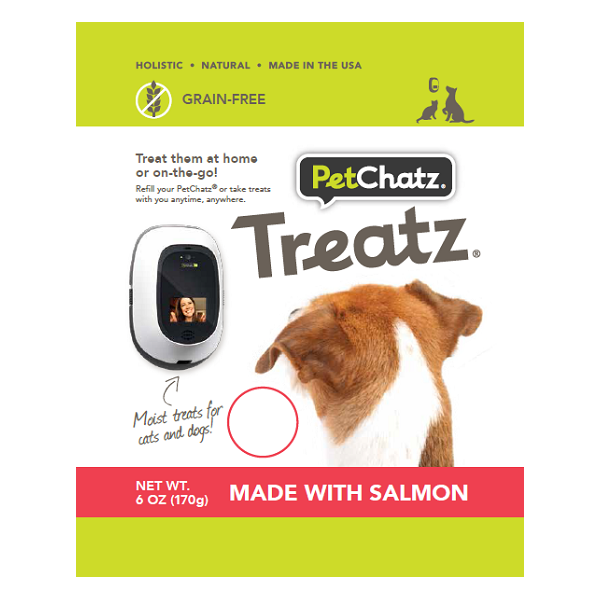 PetChatz Treatz - Salmon